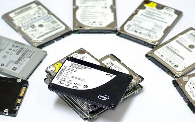 Thay ổ cứng laptop Hải Phòng