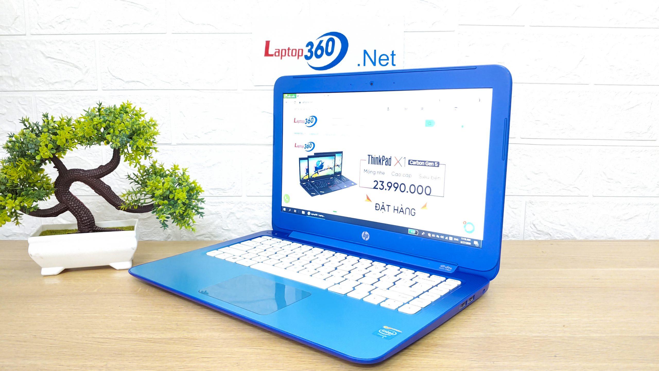 Laptop HP Stream Book 13