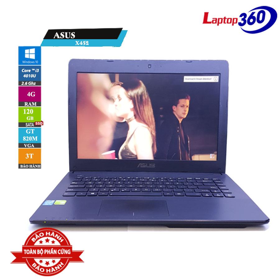 Asus X452L
