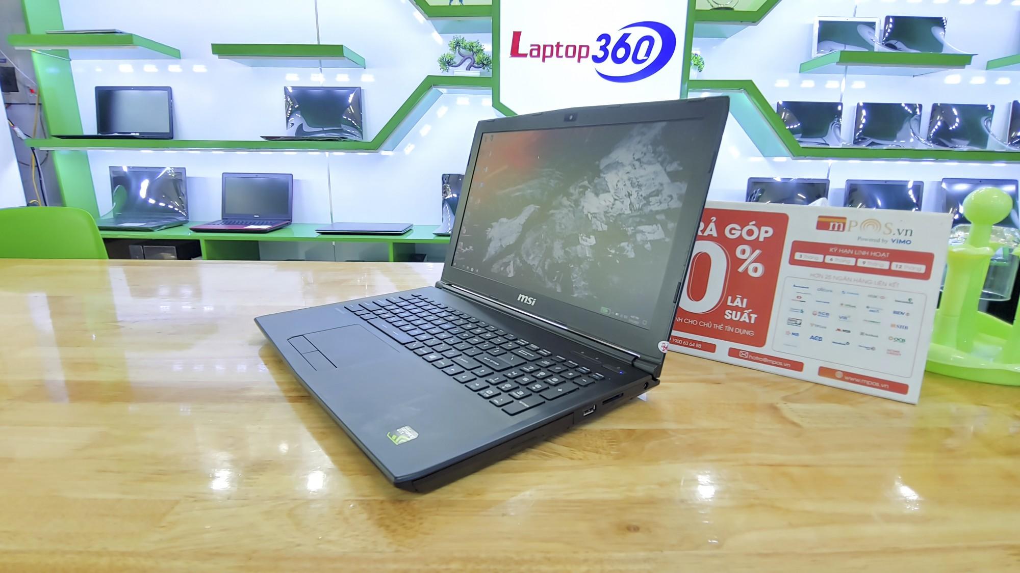 Laptop Gaming Msi GL62