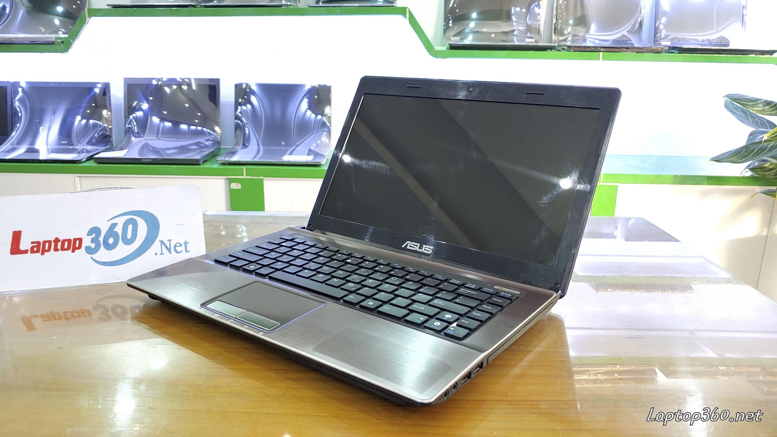 Laptop Asus K43
