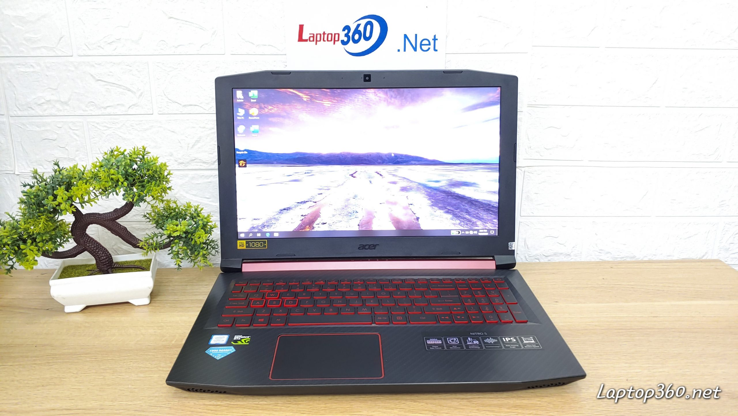 Laptop Acer Nitro AN515-52