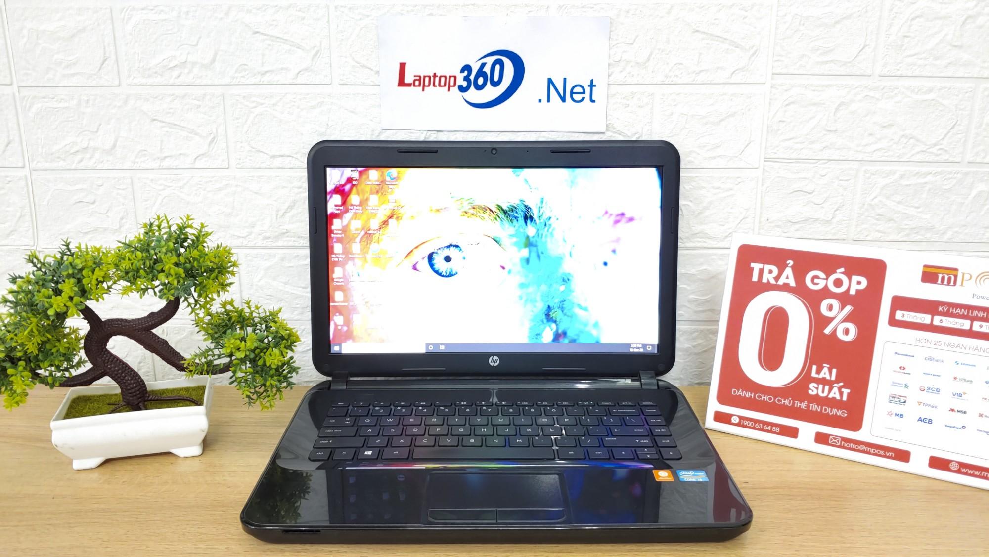 Laptop HP 14-d010TU