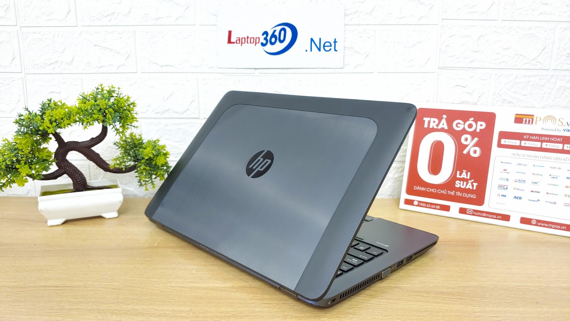 Laptop HP Zbook 14
