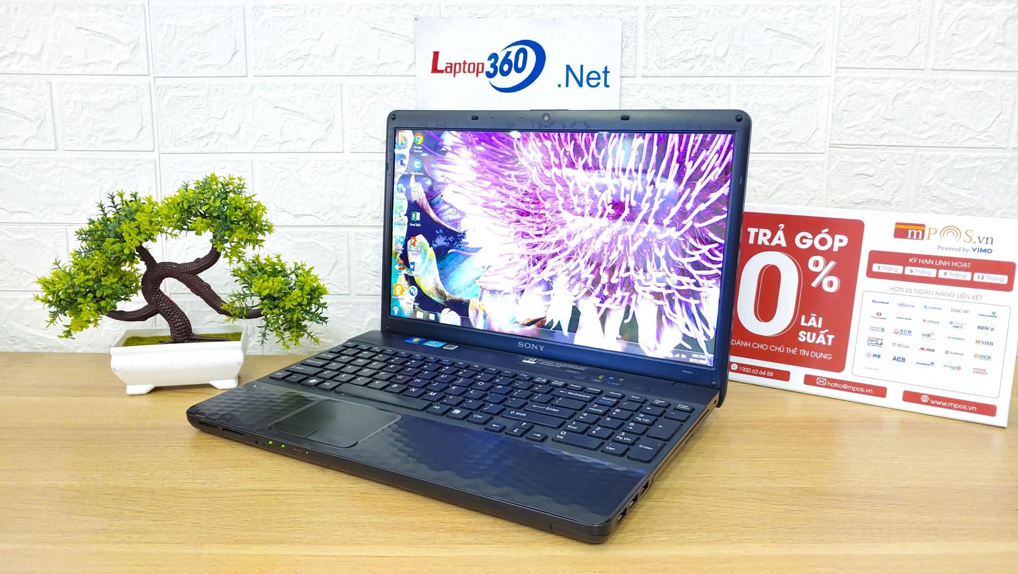 Laptop Sony VPCEH35FM