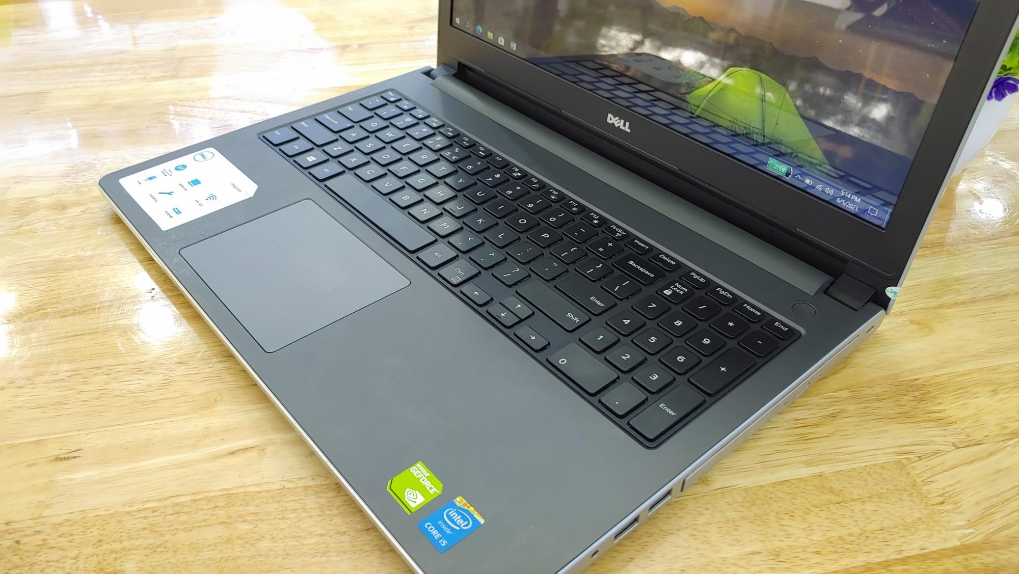Laptop Dell N5558